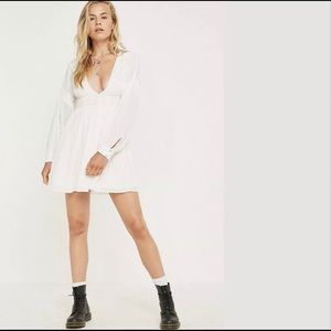 NWT FREE PEOPLE SUGAR PIE MINI DRESS